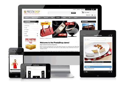software para tienda virtual prestashop