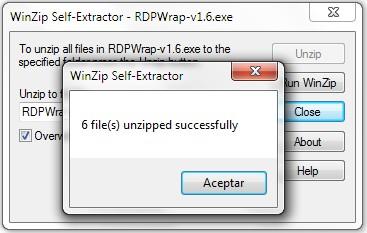descomprimir-RDPWrap-v1.6
